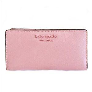 ♠️Kate Spade Cameron Monotone Slim Bifold Wallet